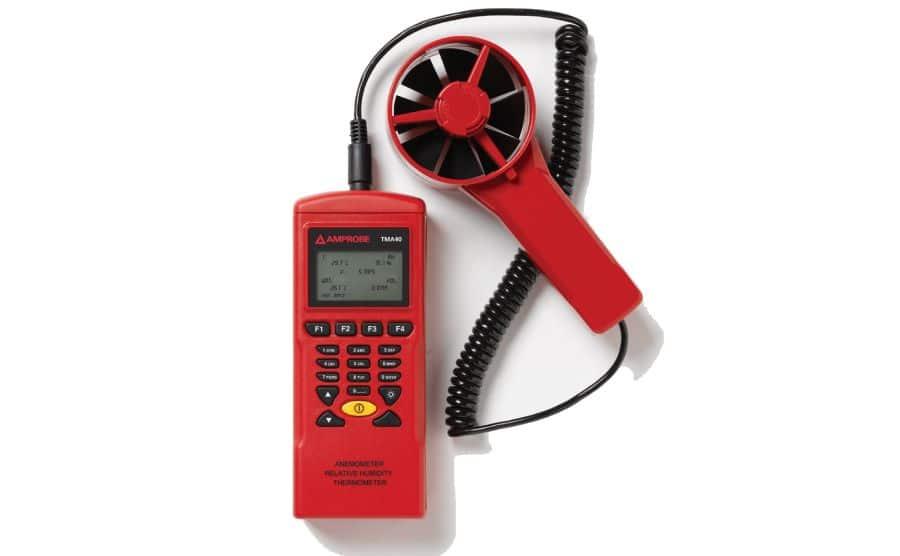 Anemómetro AMPROBE TMA40-A