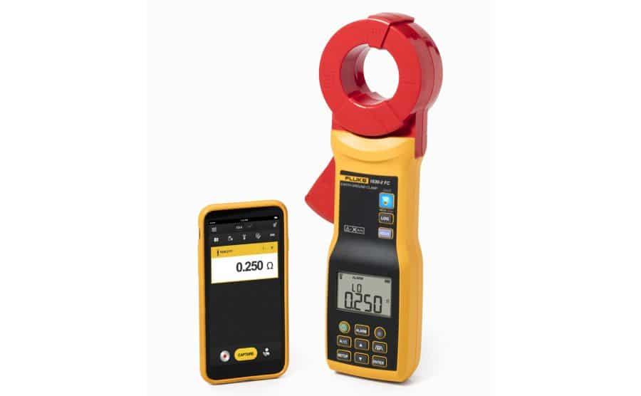 Pinza de medida de tierras FLUKE 1630-2 FC