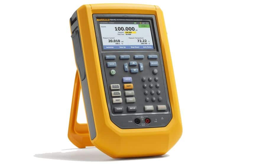 Calibrador de presión FLUKE 729