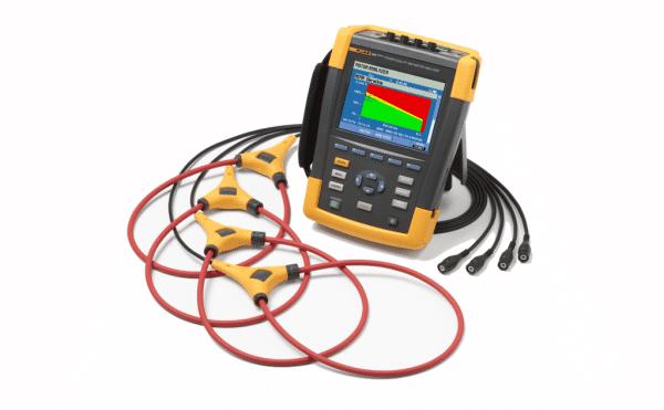 Analizador de calidad eléctrica y de motores FLUKE 438-2