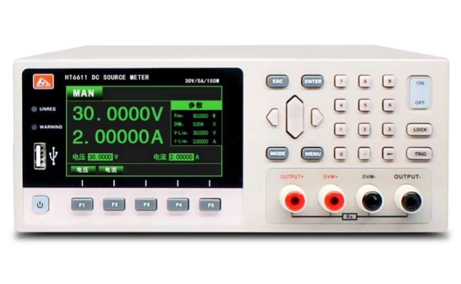 Fuentes de alimentación multifunción HT6600 series