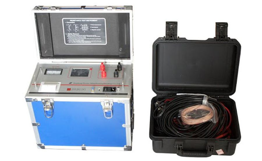 Medidor de resistencia en bobinados HZ3150