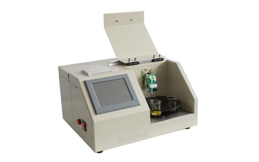Tester de acidez en aceite HZCS-3