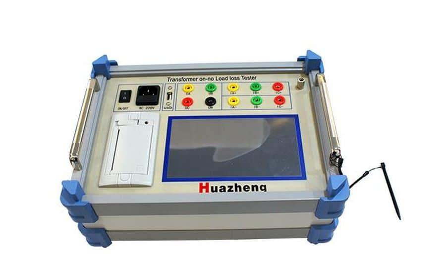 Analizador de características de transformadores HZKZ-20A