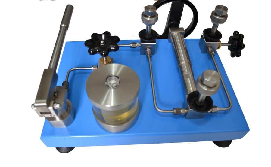 Comparador hidráulico KDS KT100