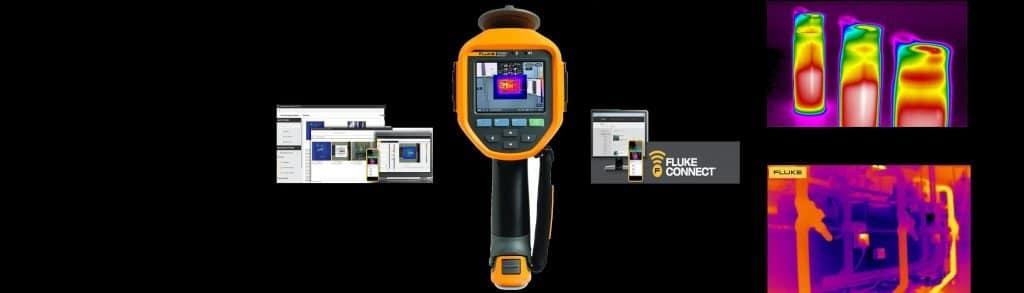 Promoción cámara termográfica FLUKE Ti450
