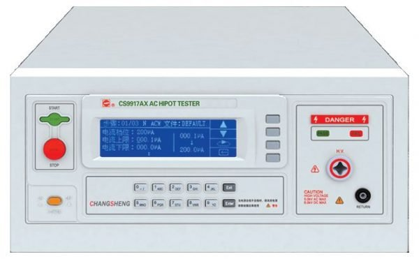 Medidores de rigidez dieléctrica ALLWIN CS9917AX