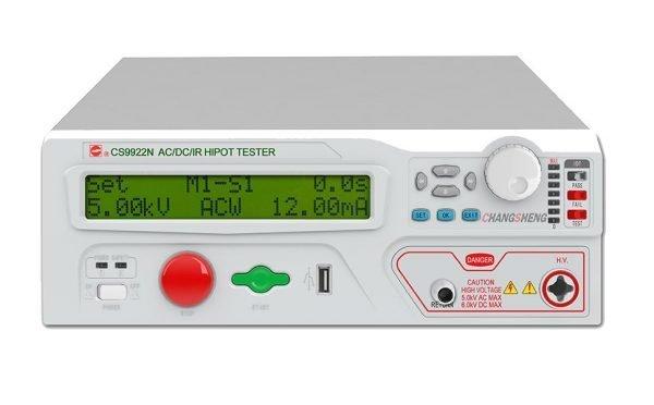 Analizador de seguridad eléctrica ALLWIN CS9922N