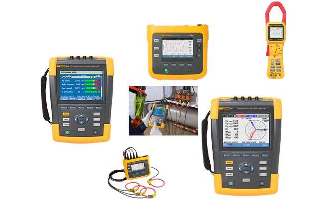 Analizadores de calidad eléctrica