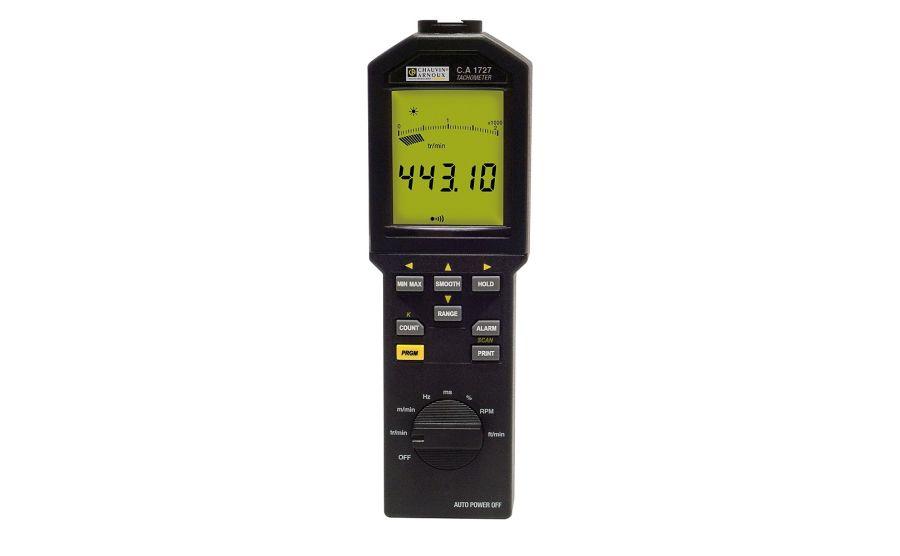 Tacómetros CHAUVIN ARNOUX CA1727