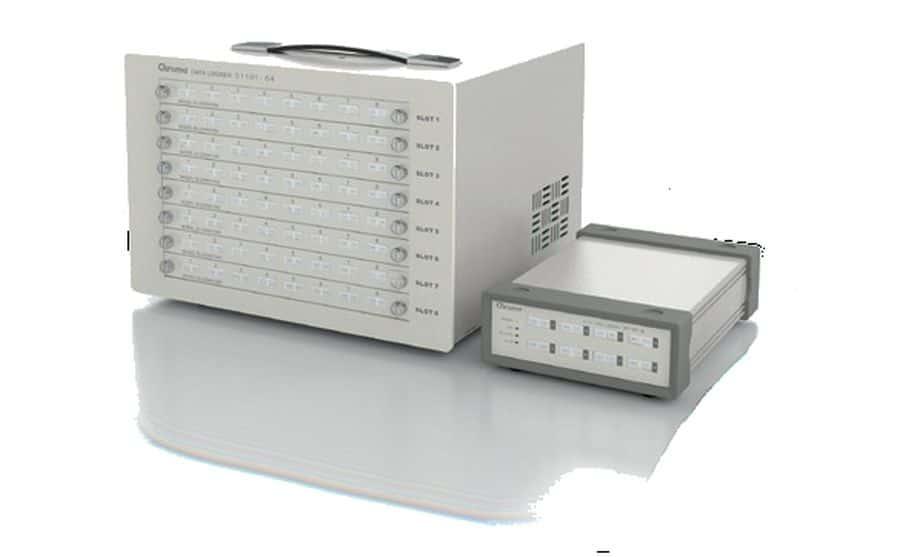 Data logger para control de temperaturas en baterías CHROMA 51101