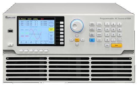 Fuentes de alimentación AC, aplicaciones, descripción y parámetros de selección