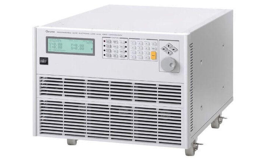 Carga electrónica de AC CHROMA 63800 series