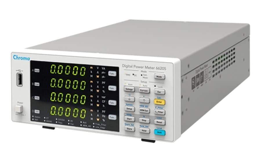 Analizador de potencia CHROMA 66205