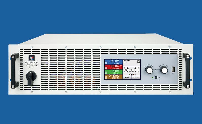 Cargas electrónicas DC, tipos, aplicaciones y especificaciones más importantes