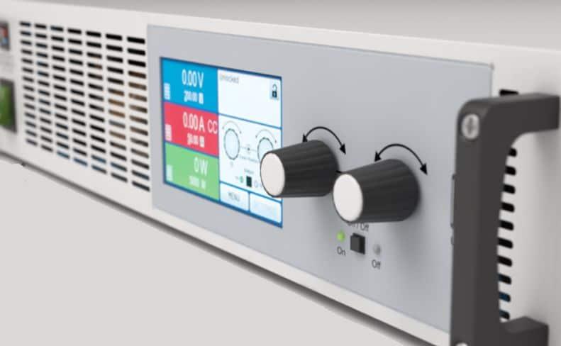 Fuentes de alimentación con simulación solar EA PSI9000