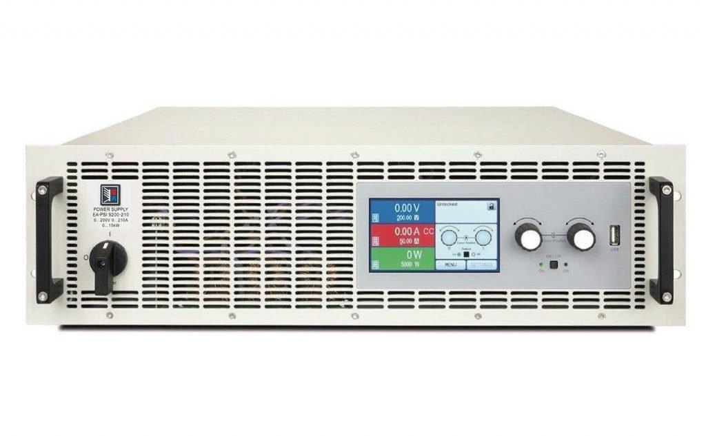 Fuentes de alimentación EA-PSI 9000 3U