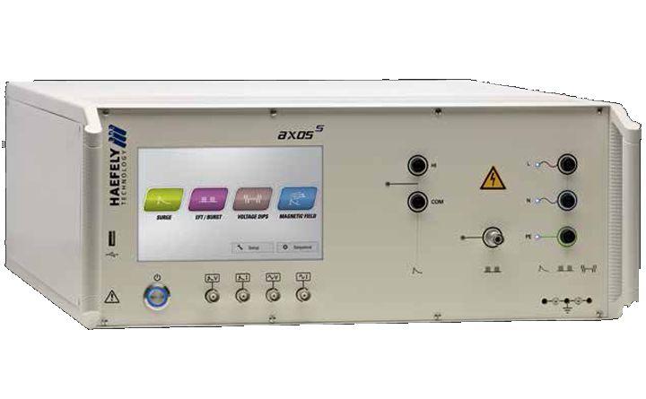 Equipos para ensayos de EMC