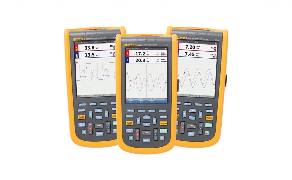 Scopemeters FLUKE 120B series