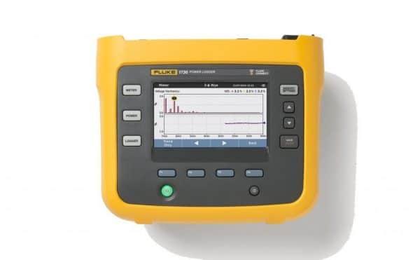 Analizador de calidad eléctrica FLUKE 1736