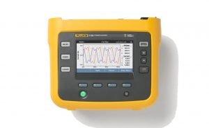 Analizador de calidad eléctrica FLUKE 1738
