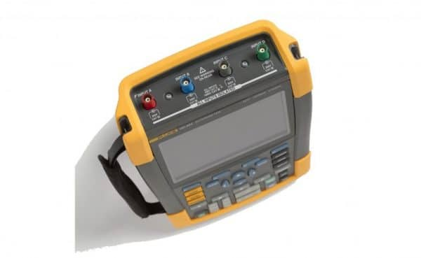 Scopemeter FLUKE 190-2 de 4 anales, panel superior