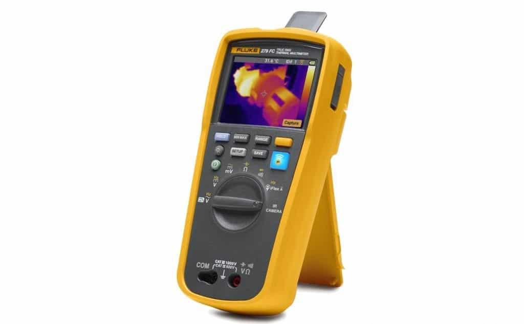 Multímetro termográfico FLUKE 279 FC