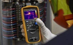 Multímetros termográficos