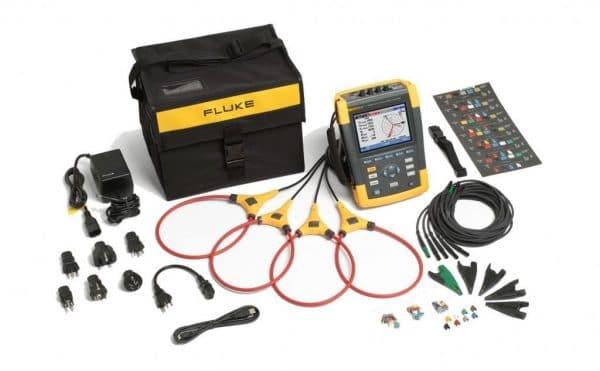 Analizador de redes y de calidad eléctrica FLUKE 435-2