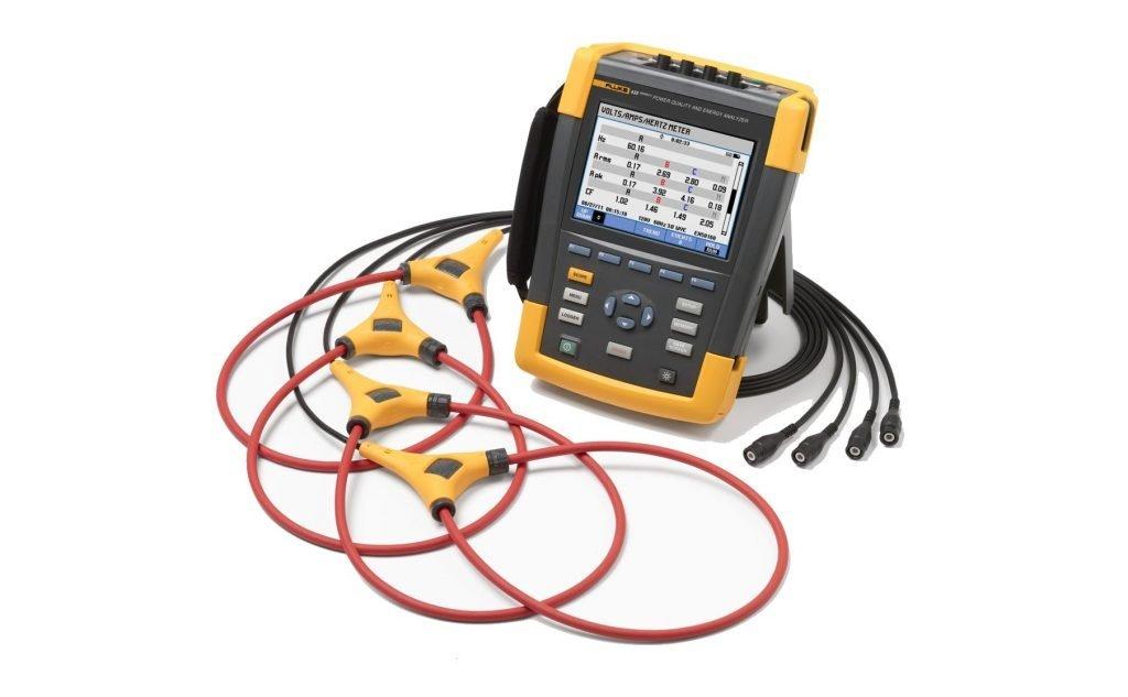 Analizador de redes trifásico y de calidad eléctrica FLUKE 435-2