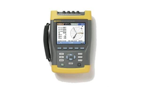 Analizador de calidad eléctrica FLUKE 435-2