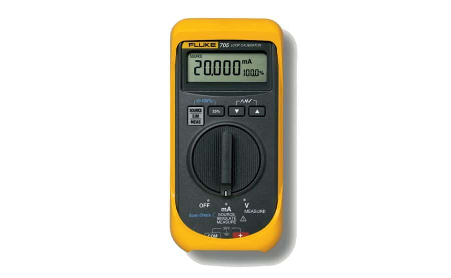 Calibrador de lazo FLUKE 705