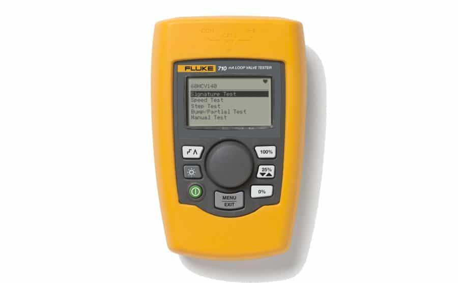 Calibrador de lazo y válvulas FLUKE 710