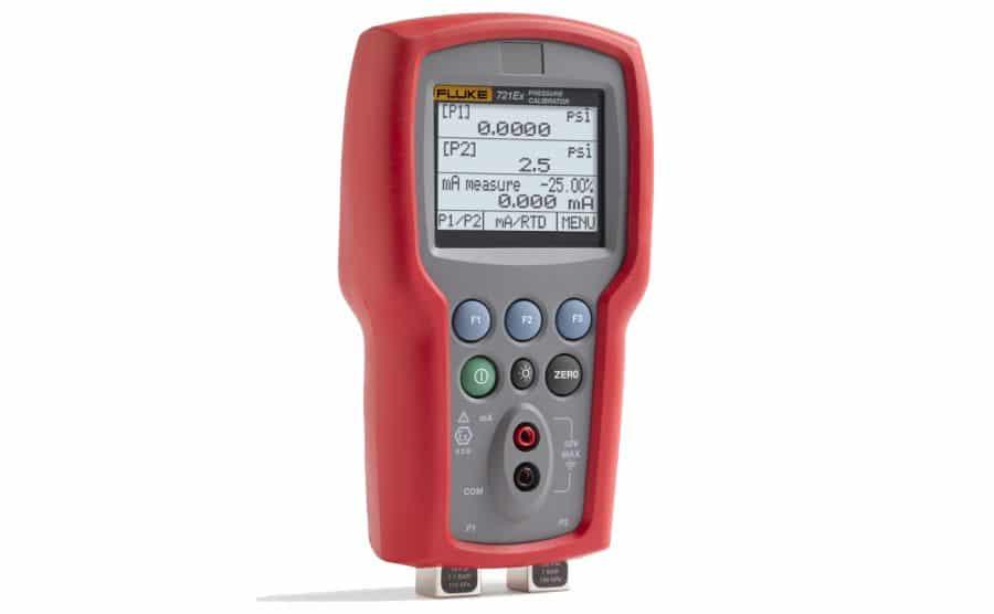 Calibrador de presión categoría ATEX FLUKE 721 Ex