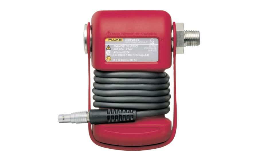 Módulos de presión FLUKE 750P con categoría ATEX