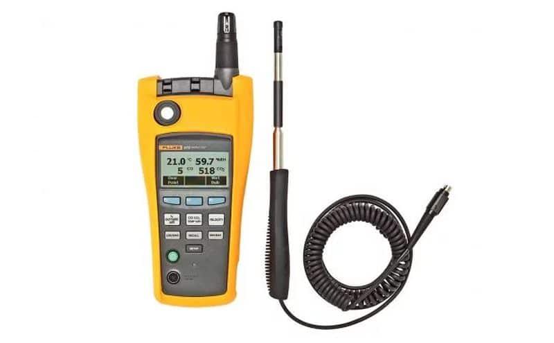 Medidor de calidad del aire FLUKE 975