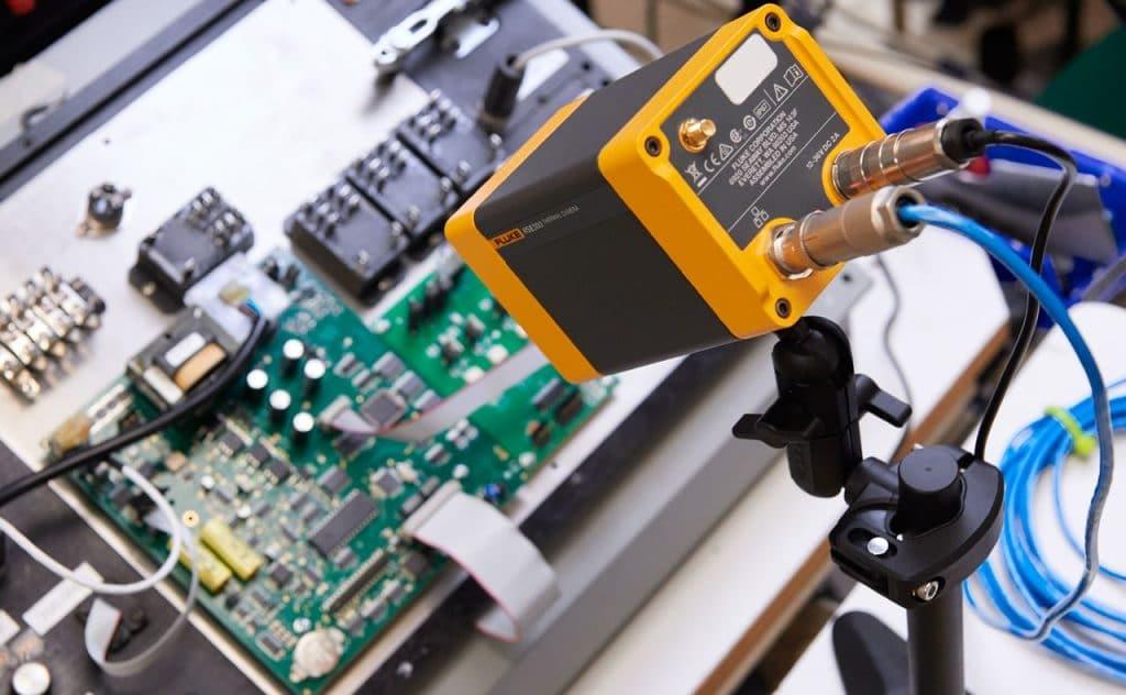Cámaras termográficas fijas FLUKE RSE300 y RSE600