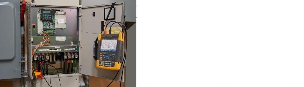 Nuevo Analizador de motores y variadores de frecuencia FLUKE MDA550