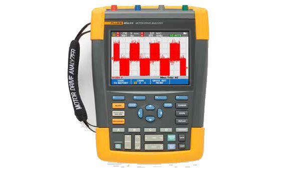 Analizador de motores y variadores FLUKE MDA550