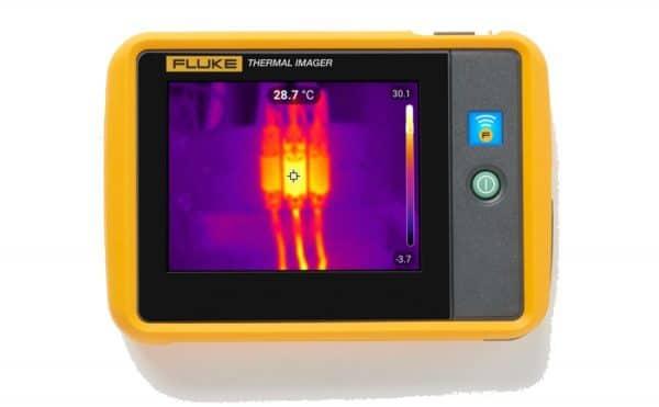 Cámara termográfica FLUKE Pti120