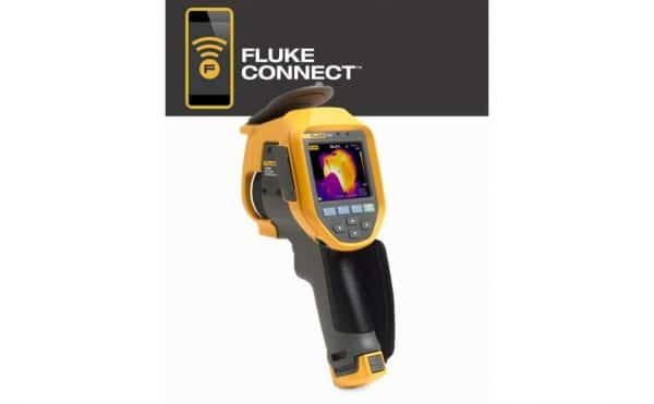 Cámara termográfica FLUKE Ti400