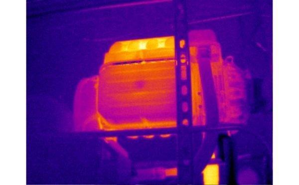 Termografía con Cámaras termográficas FLUKE serie Tis
