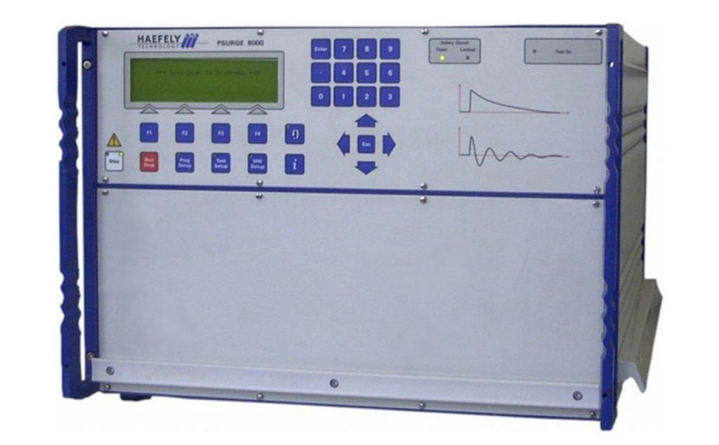 Generador de descargas de alta energía