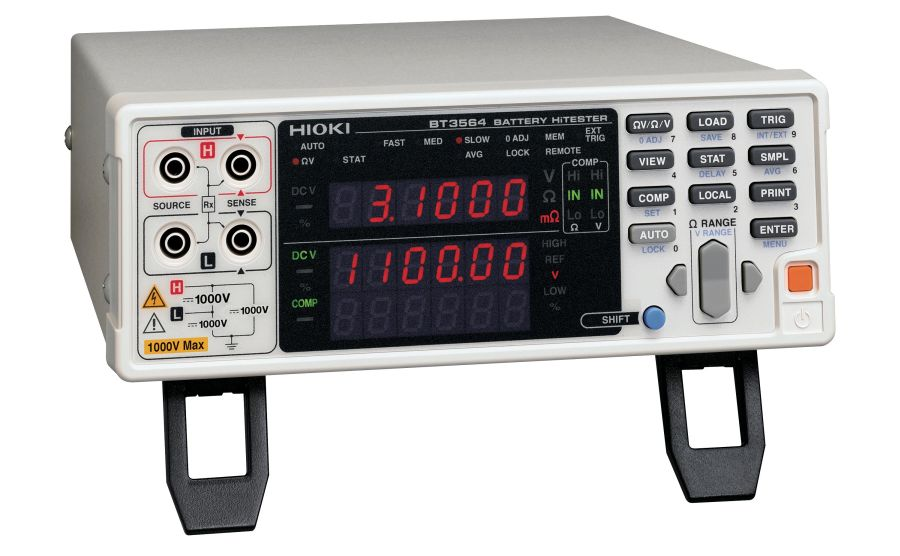 Analizador de baterías HIOKI BT3564