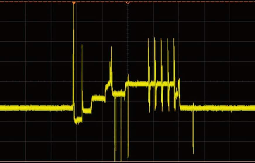 microcorrientes con sonda HIOKI CT6711