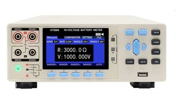 Analizador de baterías HT3564