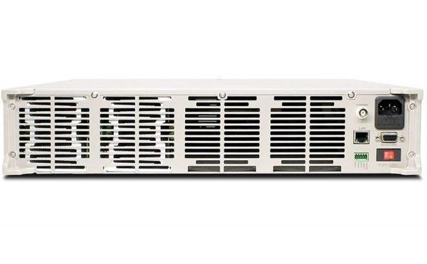 Cargas electrónicas programables HOPETECH HT8000, panel posterior