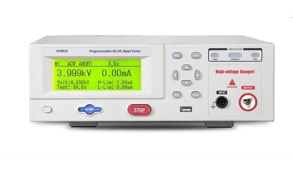 Medidor de rigidez dieléctrica HOPETECH HT9912