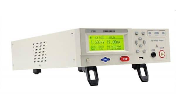 Medidor de rigidez dieléctrica y aislamiento HOPETECH HT9922