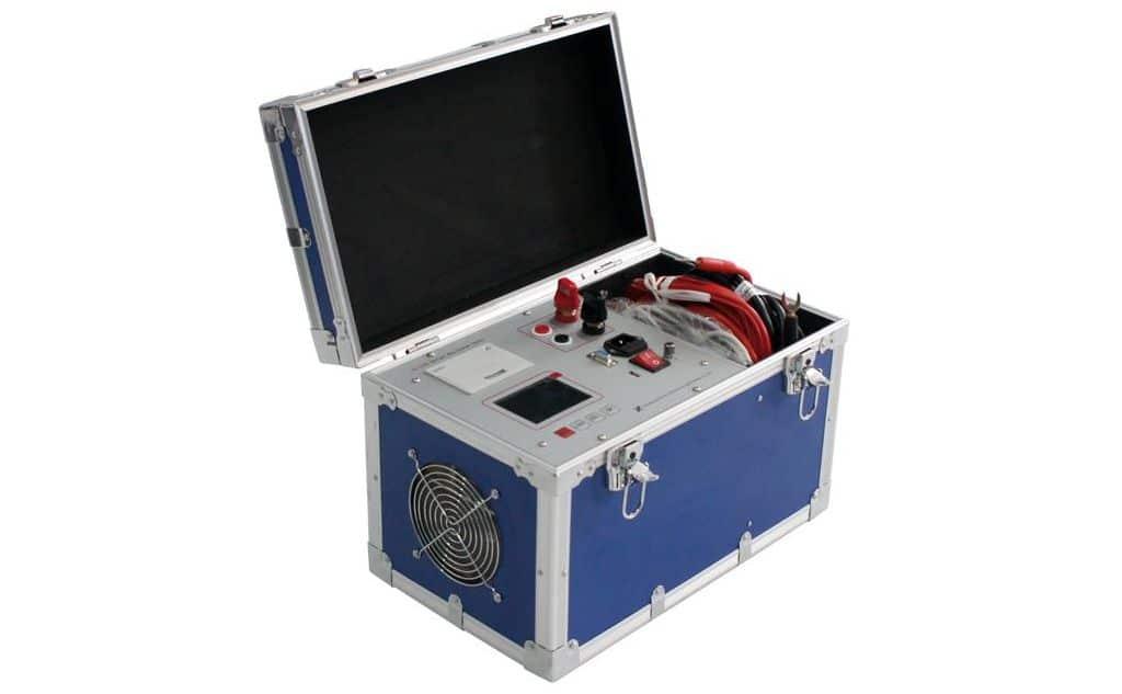 Micróhmetro de 200 A HZ-5200